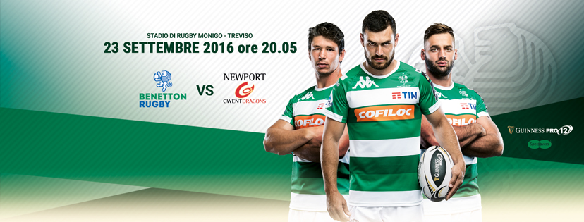 HOSPITALITY PACKAGES BENETTON RUGBY VS N [...]