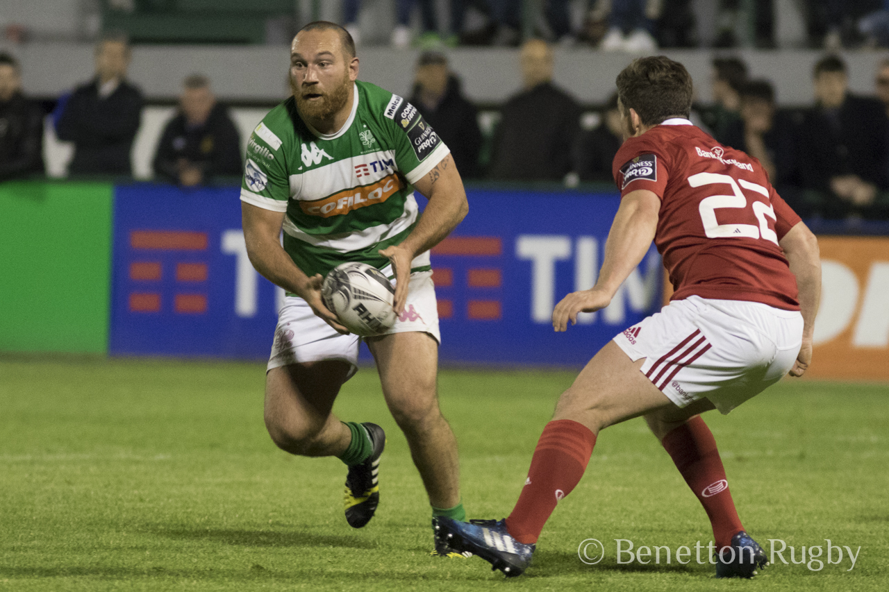 rosa benetton treviso rugby