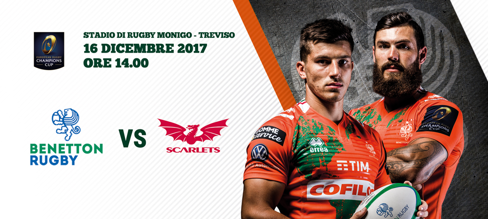 HOSPITALITY PACKAGES BENETTON RUGBY VS S [...]
