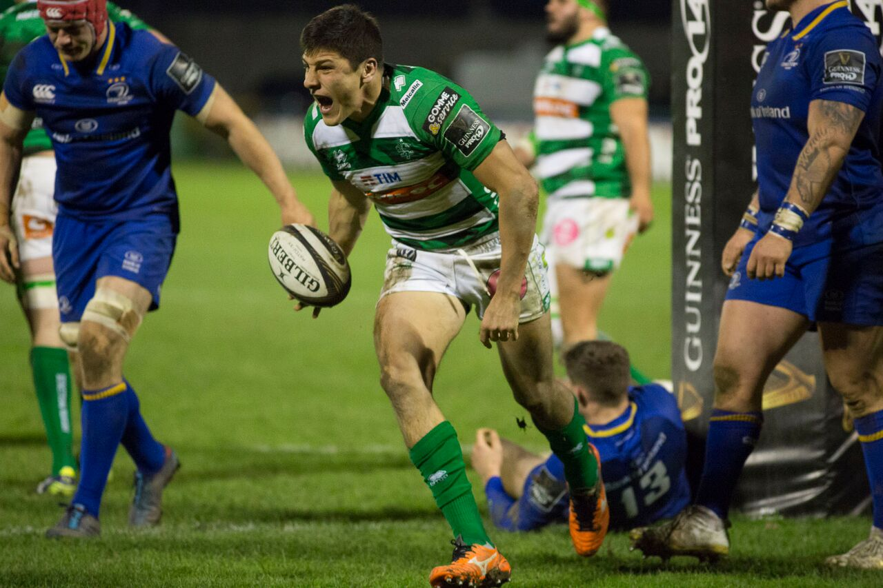 BENETTON RUGBY 10 LEINSTER RUGBY 36, AI  [...]