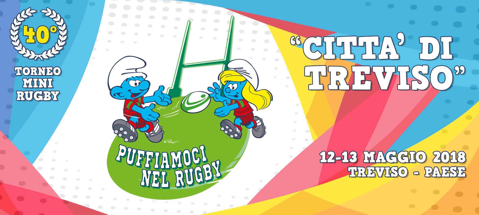 Calendario Tornei Minirugby 2020.Ecco I Gironi Del 40 Torneo Mini Rugby Citta Di Treviso