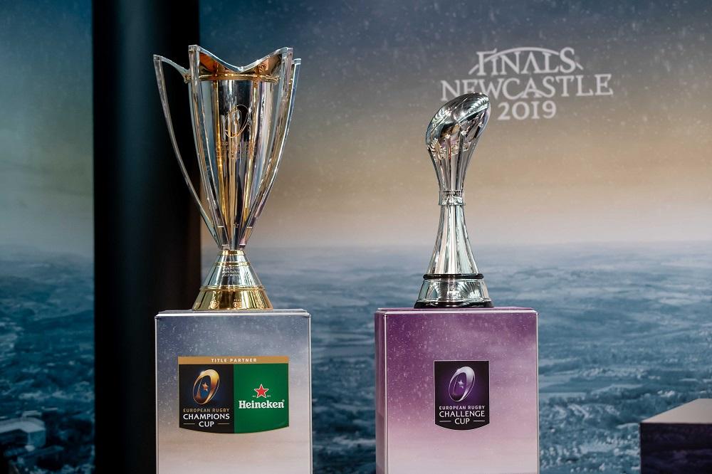 CHALLENGE CUP: HARLEQUINS, AGEN E GRENOB [...]