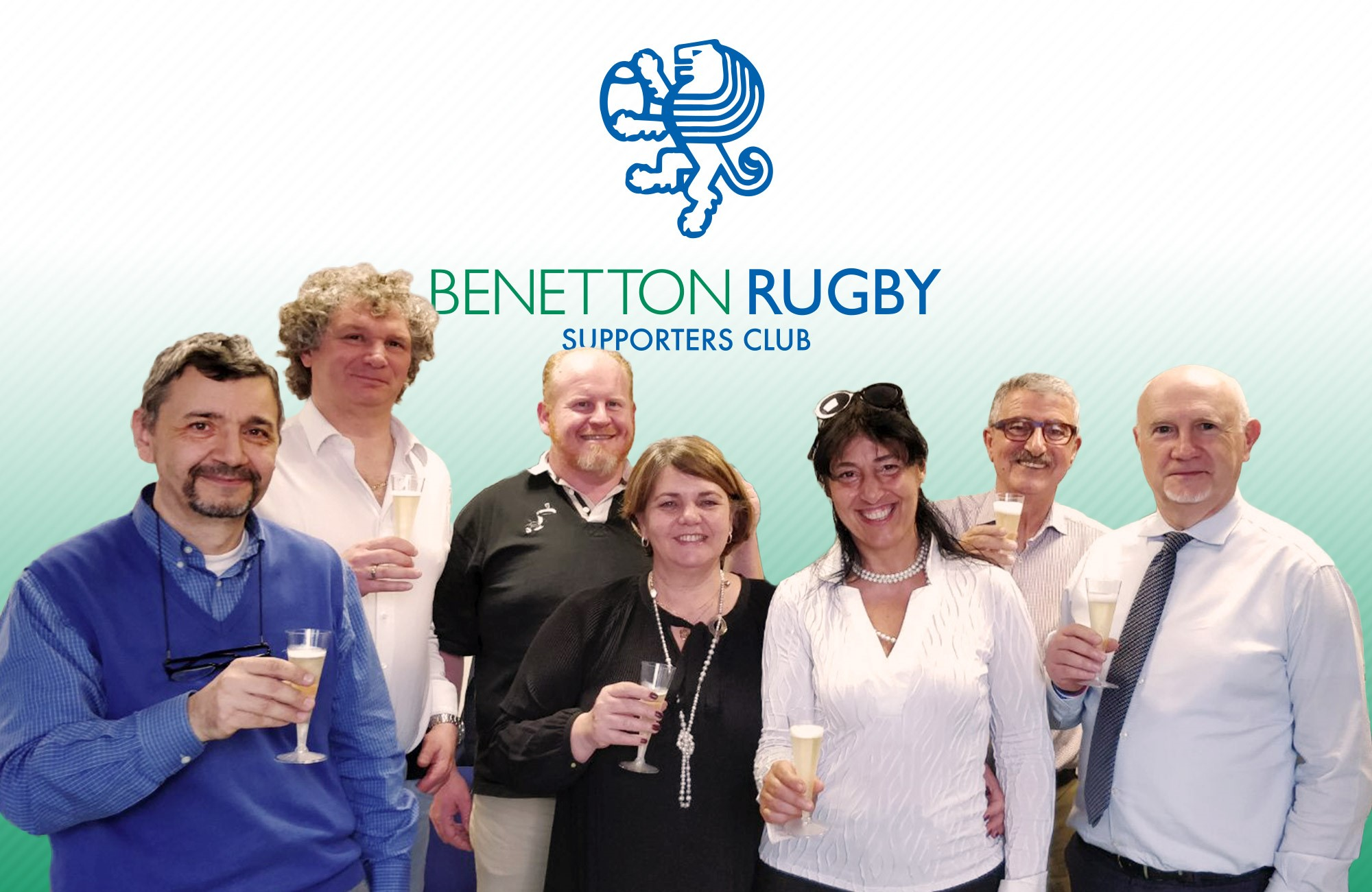NASCE IL BENETTON RUGBY SUPPORTERS CLUB