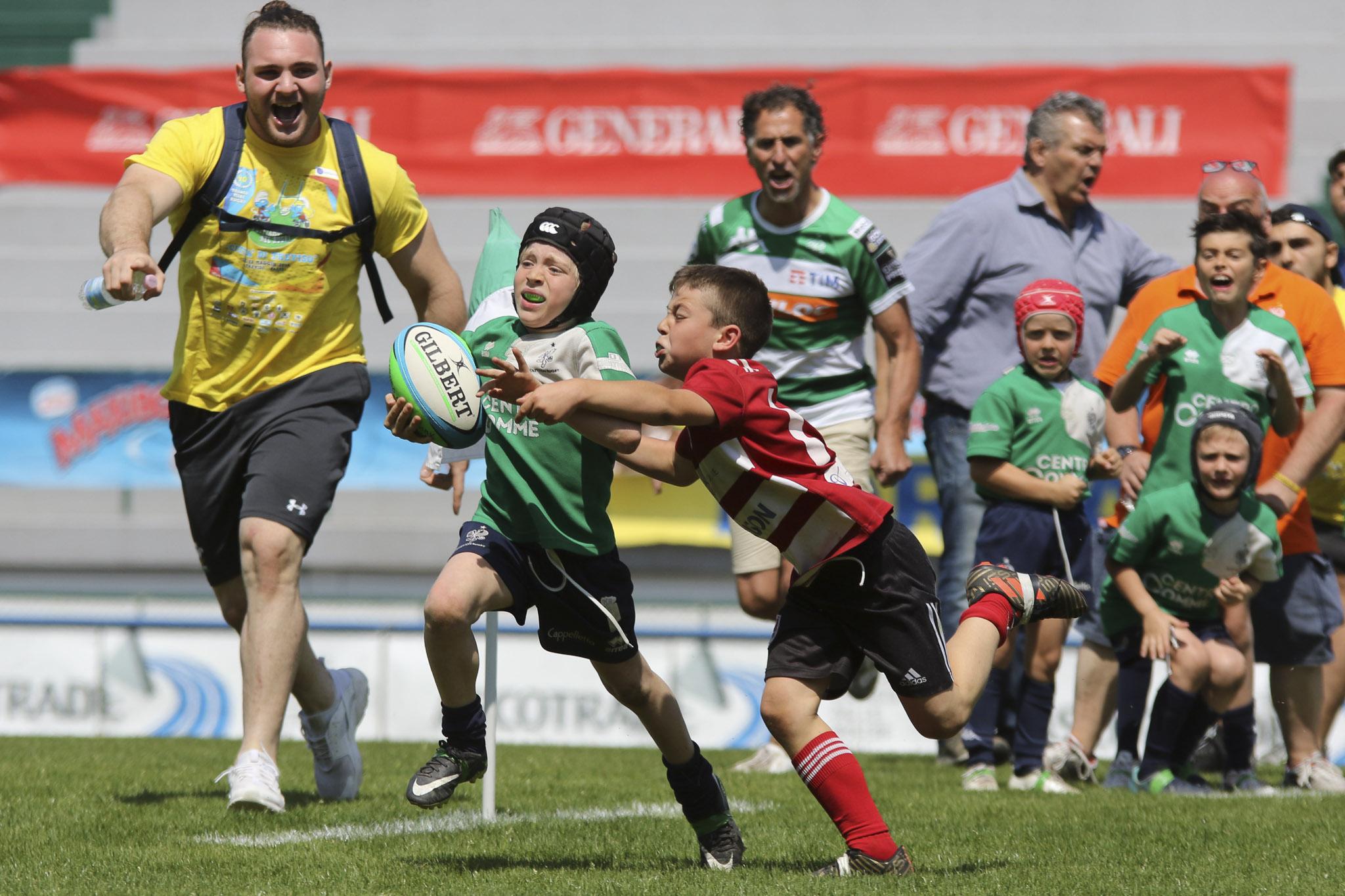 Calendario Tornei Minirugby 2020.Concluso Il 40 Torneo Mini Rugby Citta Di Treviso